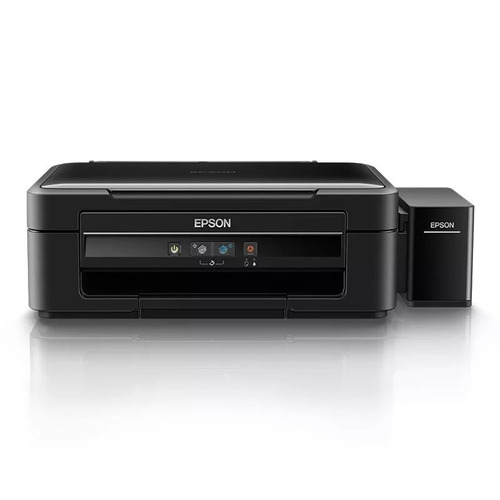 impresora multifunción epson l380 + 400 ml tinta original