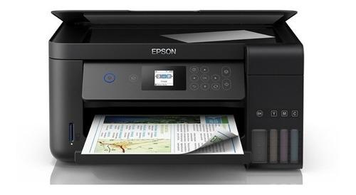 impresora multifuncion epson l4160 duplex, eco tank