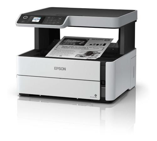 impresora multifuncion epson m2170 wifi sistema continuo 12c