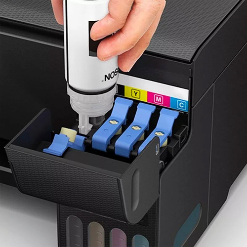 impresora multifuncion epson sistema continuo ecotank