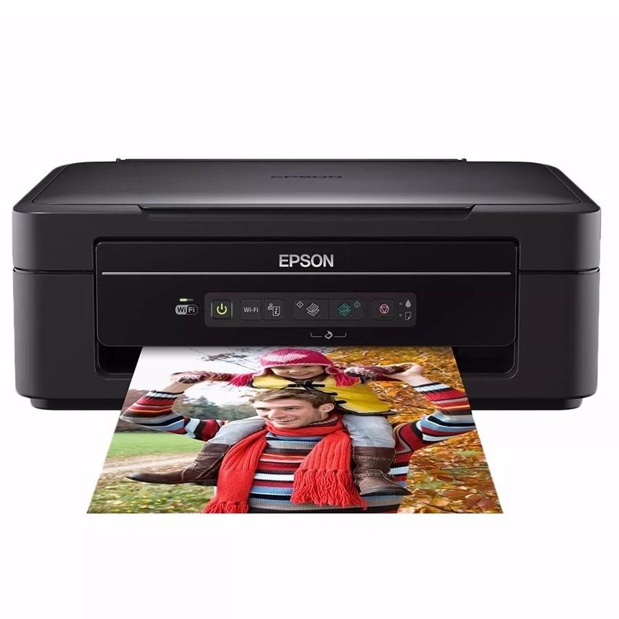 Impresora Multifuncion Epson Wifi Xp 241