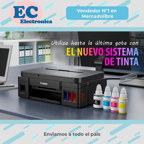 impresora multifuncion escaner canon g2100 sistema continuo scanner * imprimi al mas bajo costo *