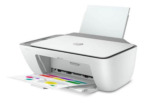 impresora multifunción hp 2775 wifi con cartuchos y papel