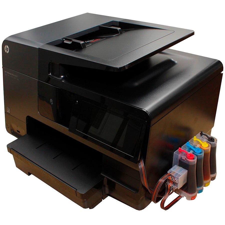 Impresora Multifunción Hp 8610 Con Sistema Continuo Kennen - $ 6.290 ...