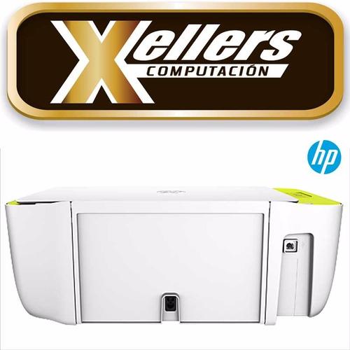 impresora multifunción hp deskjet 2135 copia escanea xellers