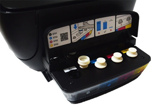 impresora multifuncion hp gt5810 sistema simil hp 5820 +orig