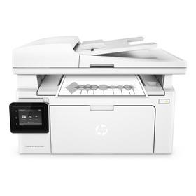 Impresora Multifunción Hp Laserjet Pro M130fw Con Wifi 220v Blanca