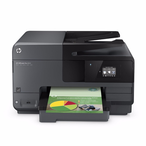 impresora multifuncion hp officejet pro 8610 8600 fax wifi