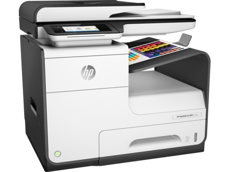 impresora multifuncion hp pagewide pro mfp 477dw