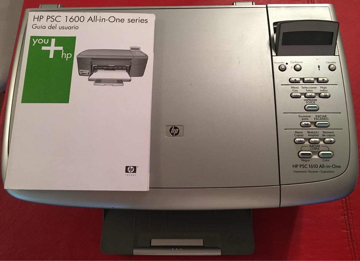 HPPSC 1600 DESCARGAR CONTROLADOR