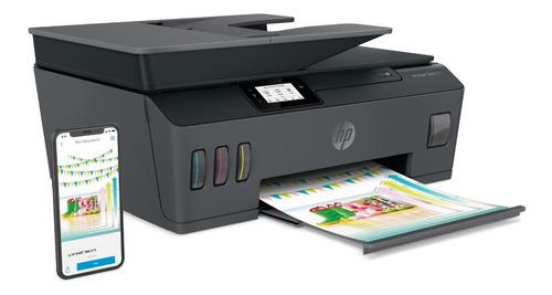 impresora multifuncion hp smart tank 615 sist continuo wifi