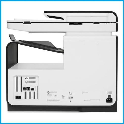 impresora multifuncion inalambrica color hp officejet pro 477