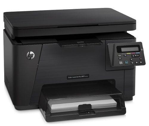 impresora multifuncion laser color hp m176n 176 m176 red