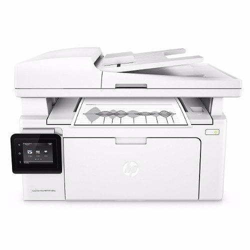 Impresora Multifuncion Laser Hp M130fw Wifi Fax M130 Ex 127