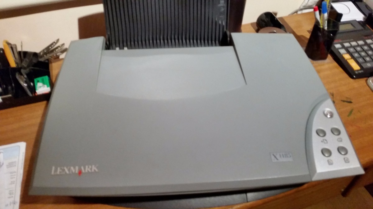 LEXMARK X1150 SCANNER DRIVERS FOR PC