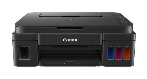 impresora multifunción wi-fi sist contínuo canon pixma g3100