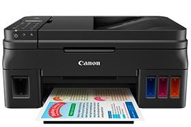 impresora multifuncion wifi adf sistema original canon g4100