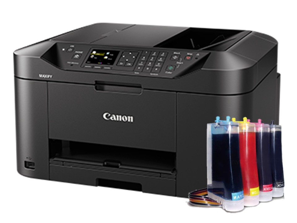 Impresora multifuncion wifi oficina con sistema canon - Impresoras para oficina ...