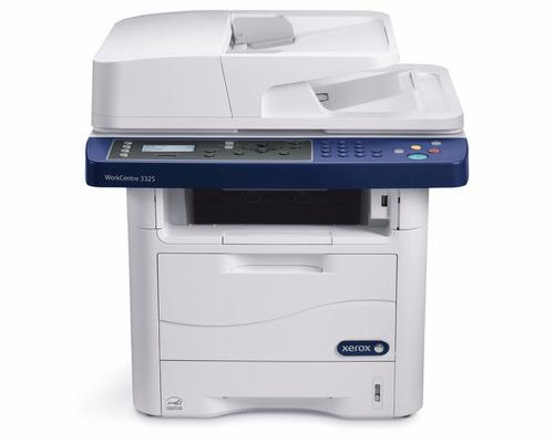 impresora multifuncion xerox 3325 duplex fotocopiadora