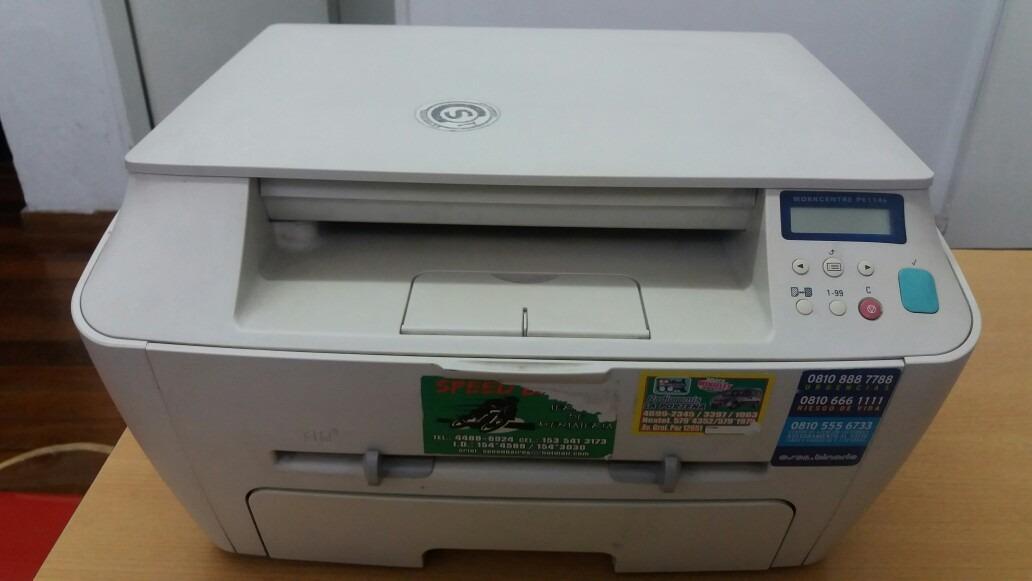 XEROX PE114E WorkCentre Printer 64 Bit