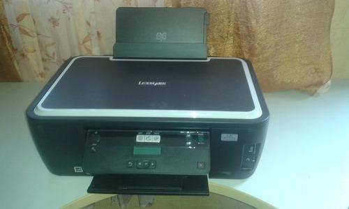 impresora multifuncional 3 en 1 lexmark impact s305