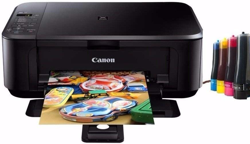 Impresora Multifuncional Canon Mg3610 Sistema Continuo