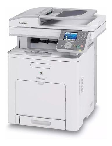 impresora multifuncional canon color duplex nueva