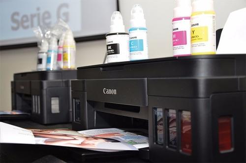 impresora multifuncional canon copia