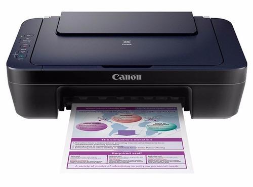 impresora multifuncional canon e402 hogar oficina económica