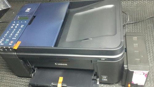 impresora multifuncional canon e481 sistema continuo caja
