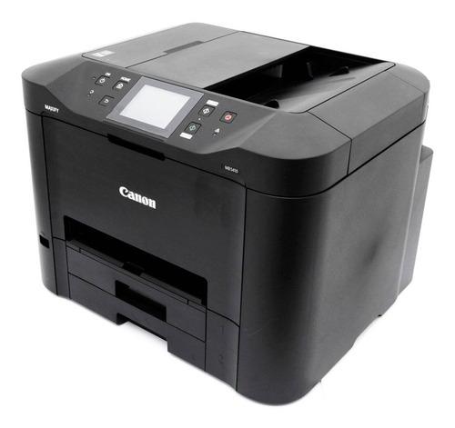 impresora multifuncional canon maxify mb 5410
