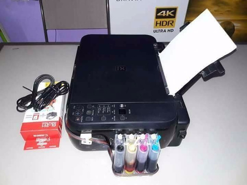 impresora multifuncional canon mp280