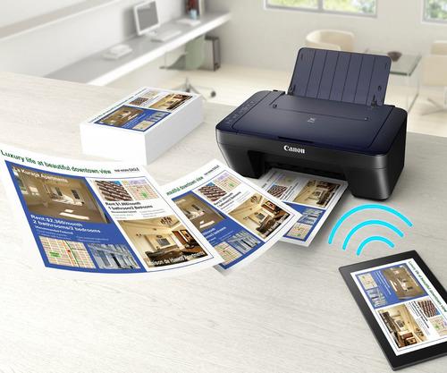 impresora multifuncional canon pixma e471 wifi