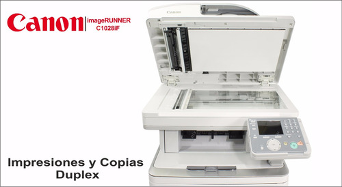 impresora multifuncional color canon laser 8000 paginas