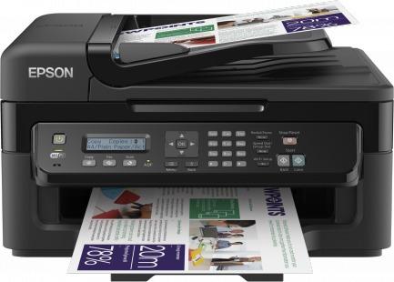 impresora multifuncional, copia, scaner, printer, tinta cont