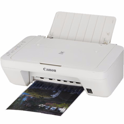 impresora multifuncional de tinta canon pixma mg2522,