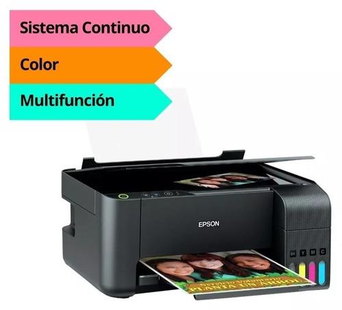 impresora multifuncional epson ecotank l3110 local cba
