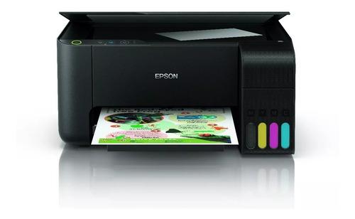 impresora multifuncional epson ecotank l3110 tinta original