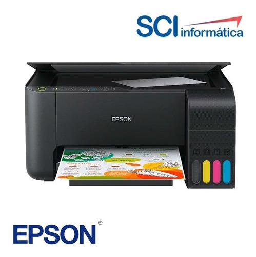 impresora multifuncional epson ecotank l3150 wifi ex l4150