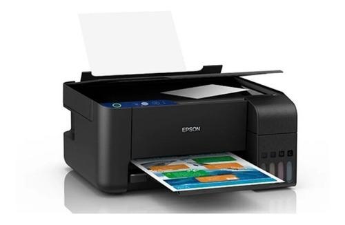 impresora multifuncional epson l3110 sistema de tinta