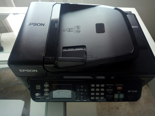 impresora multifuncional epson wf-2540