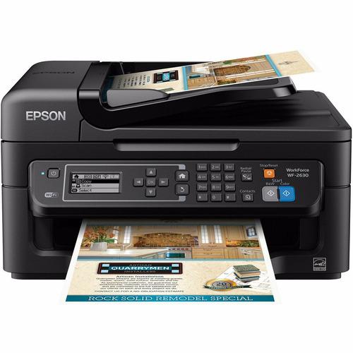 impresora multifuncional  epson wf 2630 original de fabrica