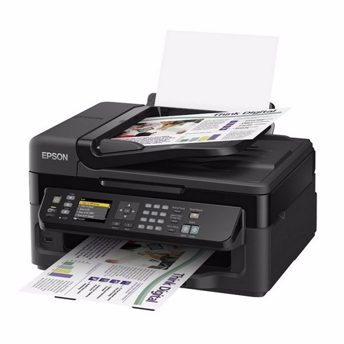 impresora multifuncional epson wf 2630 original  x 50 un