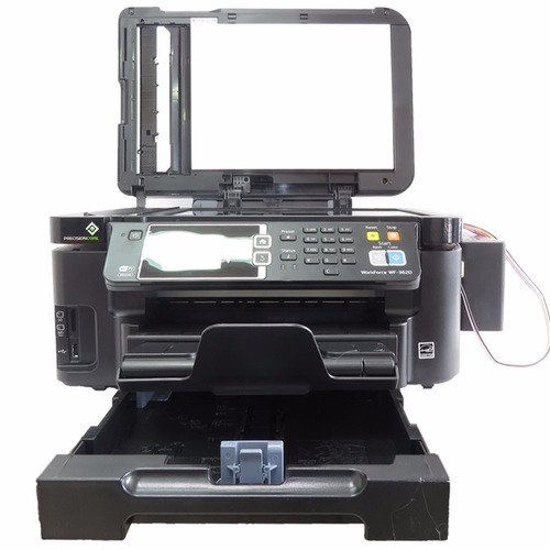impresora multifuncional  epson wf 3620 + sistema propalcote