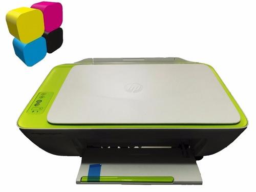 impresora multifuncional hp 2135 + sistema tinta continua