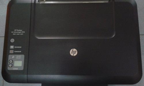 impresora multifuncional hp 2515