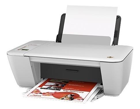 impresora multifuncional hp 2545 con sistema de tinta contin