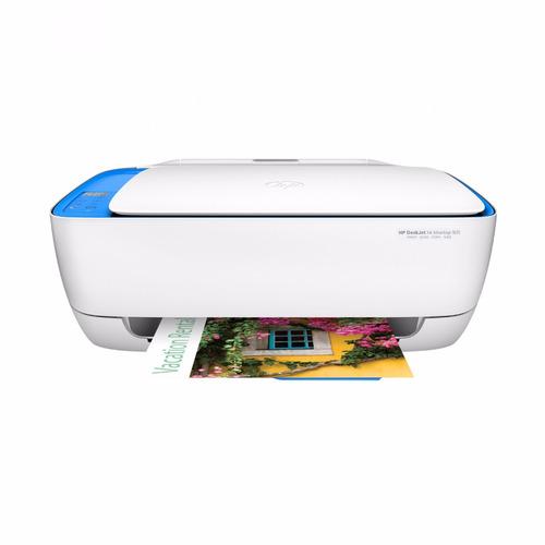 impresora multifuncional hp 3635 wifi + cartuchos xxl 400pag