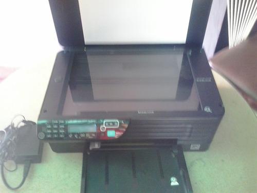 impresora multifuncional hp 4500