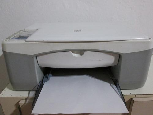 impresora multifuncional  hp deskjet f380